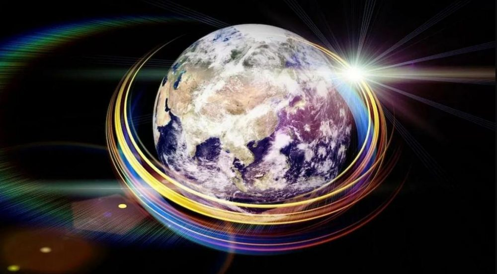 The speed of Earth's rotation never stops changing but 2020 was different than any previous year. Credit: Shutterstock