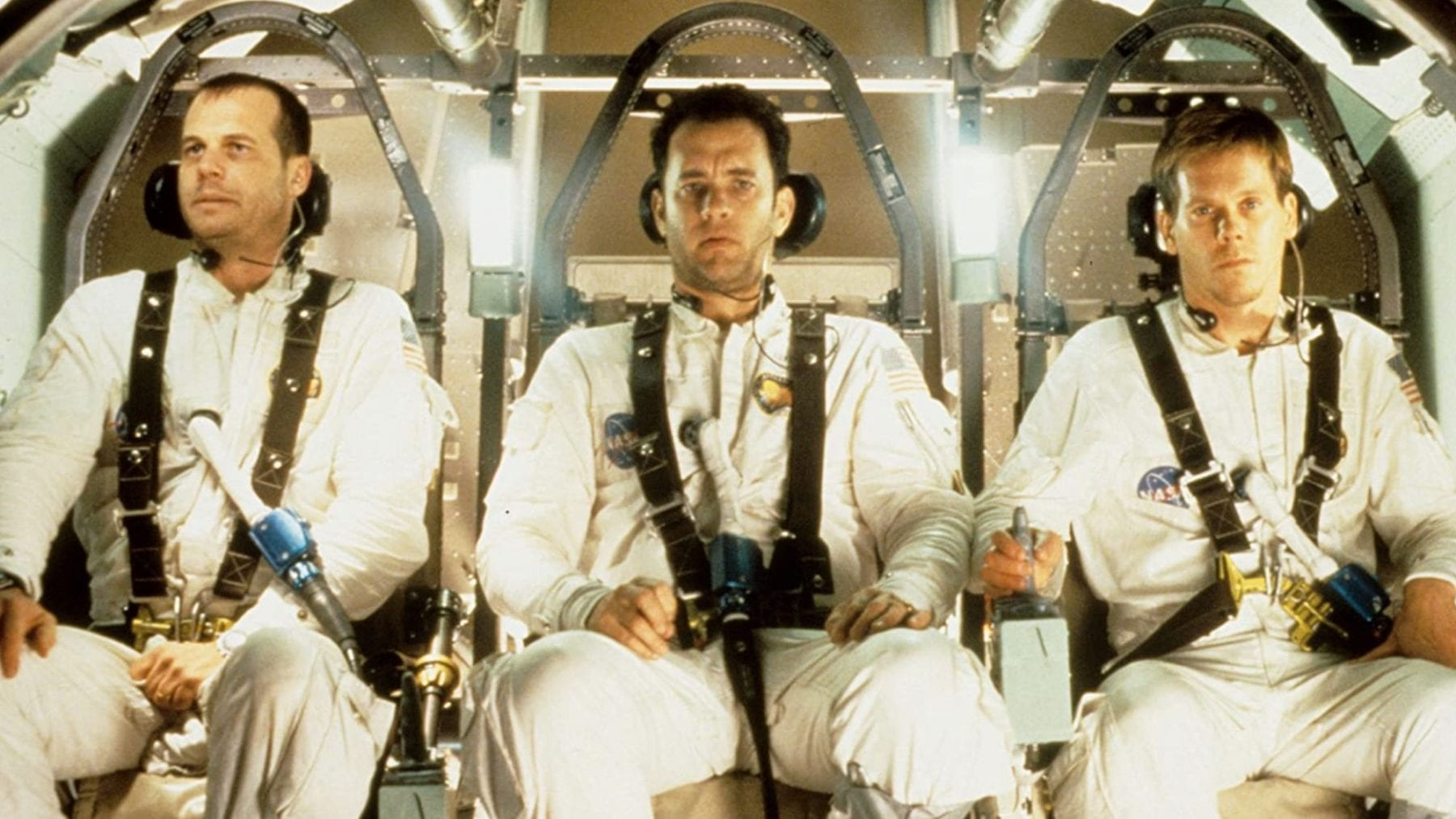 Apollo 13 is a powerful space-themed movie based on real events. Credit: Mental Floss