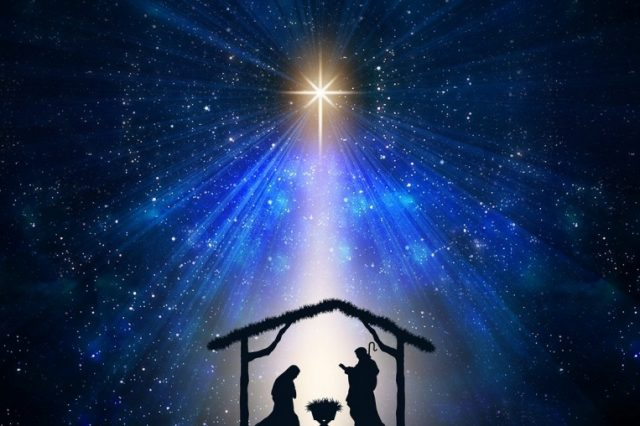 Do you believe in the story of the Star of Bethlehem and the birth of Christ? Credit: Prophecy Today UK