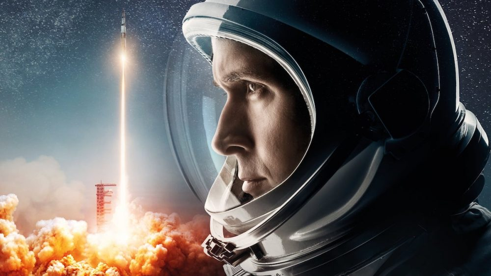 If you want to learn everything about Neil Armstrong's journey, watch the First Man. Credit: Frame Rated