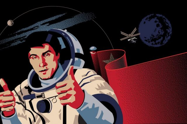 What if the Soviet Union had sent a manned mission to Mars decades ago? Would it have been successful? Credit: John Mattos