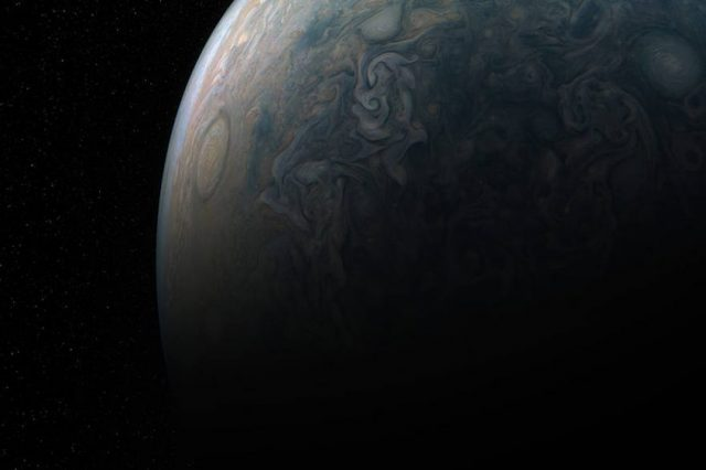 The Juno mission has provided us with the most incredible images of Jupiter to date. Now, the mission has been extended to 2025. Credit: NASA/JPL-Caltech/SwRI/MSSS