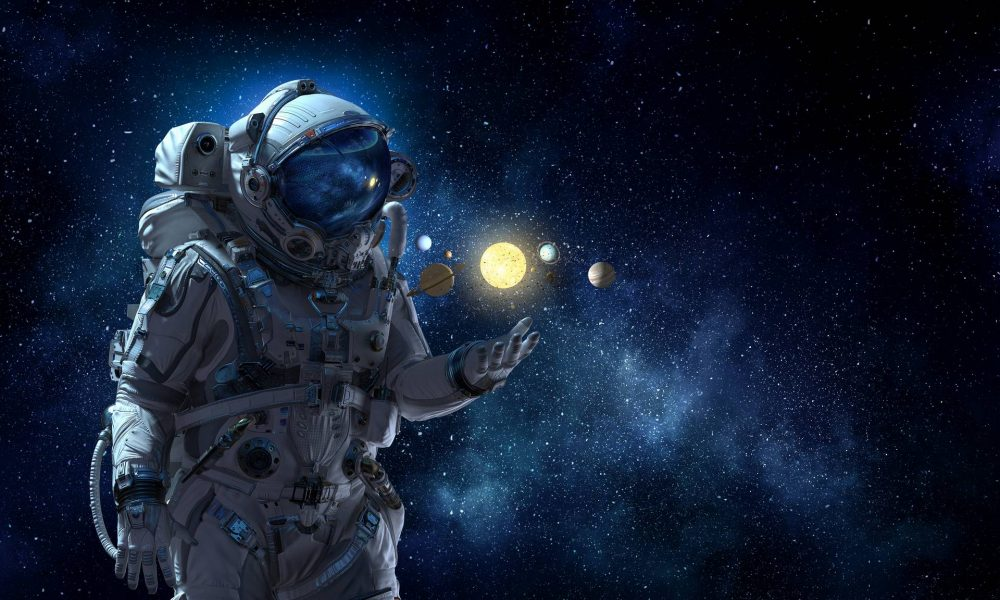 NASA has always led the way of space exploration, both within the Solar System and beyond it. Credit: Shutterstock