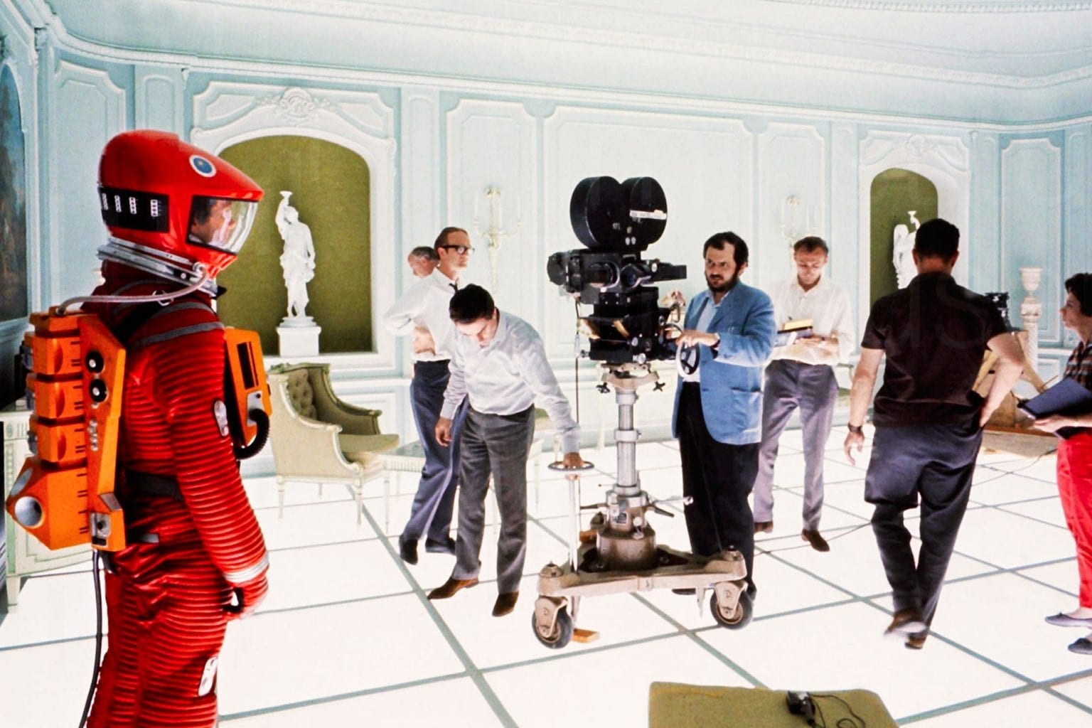 Even more than 50 years later, 2001: A Space Odyssey remains a must-see space-themed movie. Credit: Vanity Fair