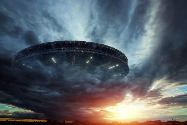 There is no confirmation that the UFO fragment was from an alien spacecraft or any similar object but there is no confirmation that it originated from Earth either. Credit: Jumpstory