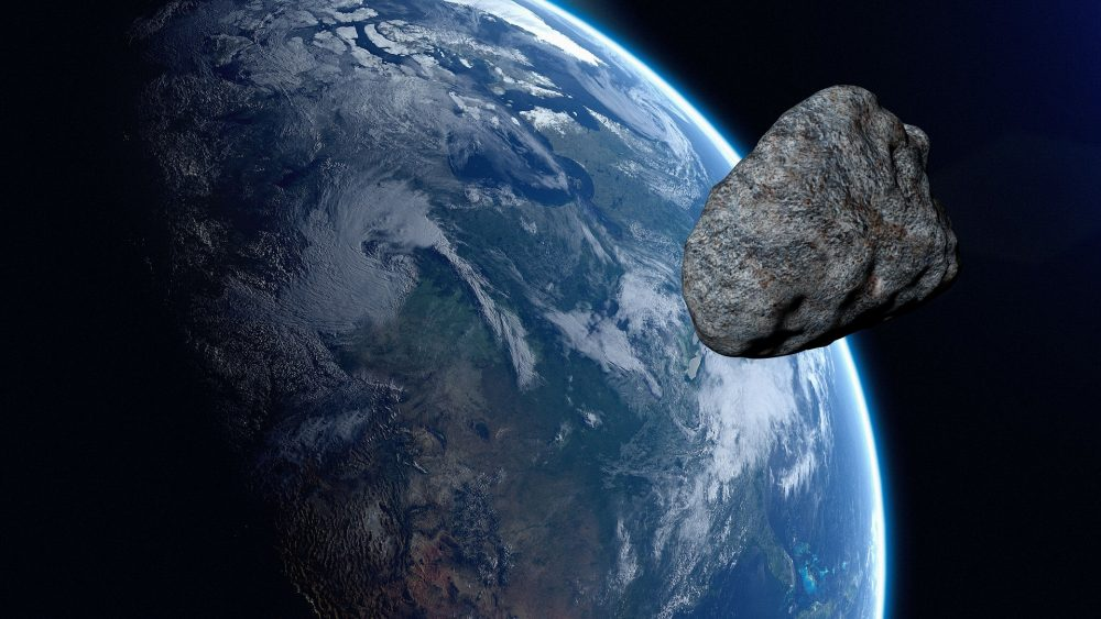 Astronomers published an image of asteroid Apophis which will pass close to Earth in March. Credit: Pixabay