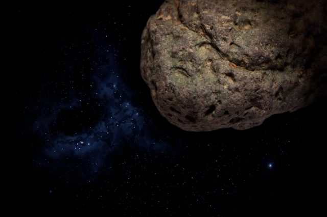 Scientists finally revealed the discoveries from the studies on the Flensburg meteorite and they found the oldest evidence of water known to science. Credit: Jumpstory