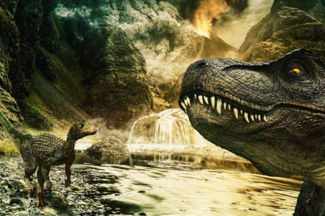 What if the dinosaur extinction happened for a completely different reason than previously thought? Credit: Jumpstory