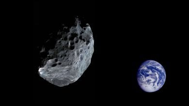 Astronomers around the world will have a chance to observe the closest asteroid approach of the year on March 21. Credit: Pixabay
