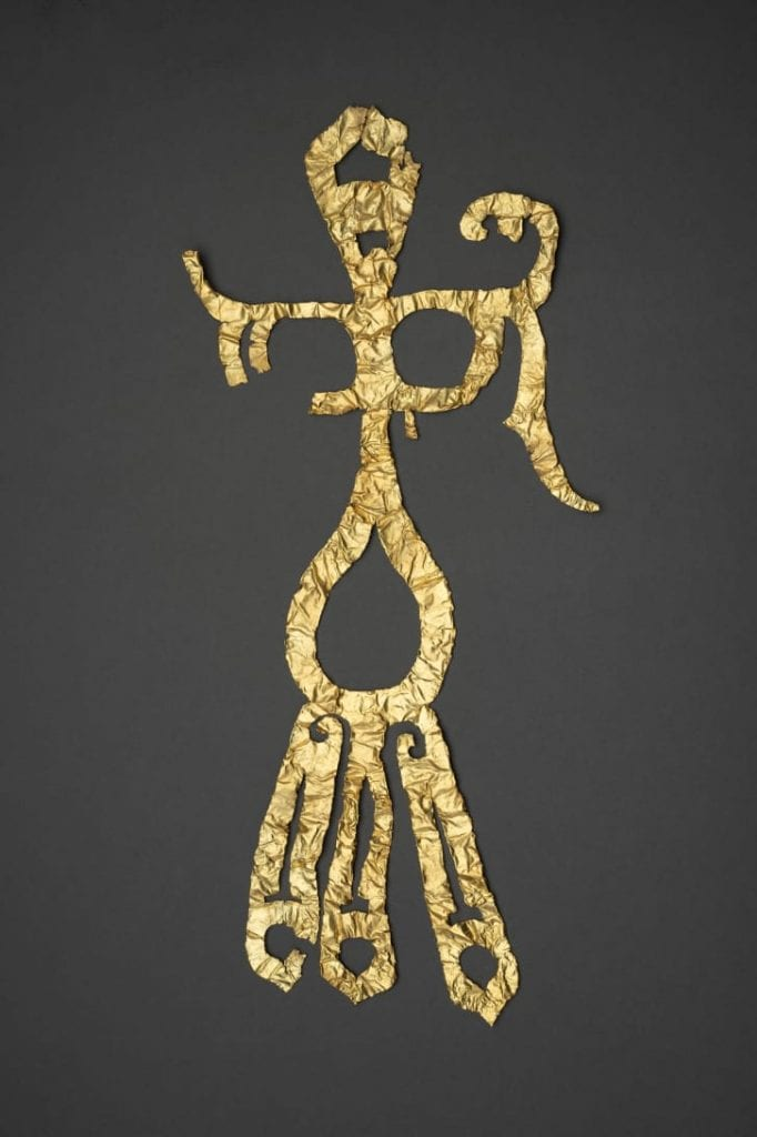 Archaeologists unearthed more than 500 artifacts, most made from gold and bronze. Credit: Handout/Xinhua/Sipa USA