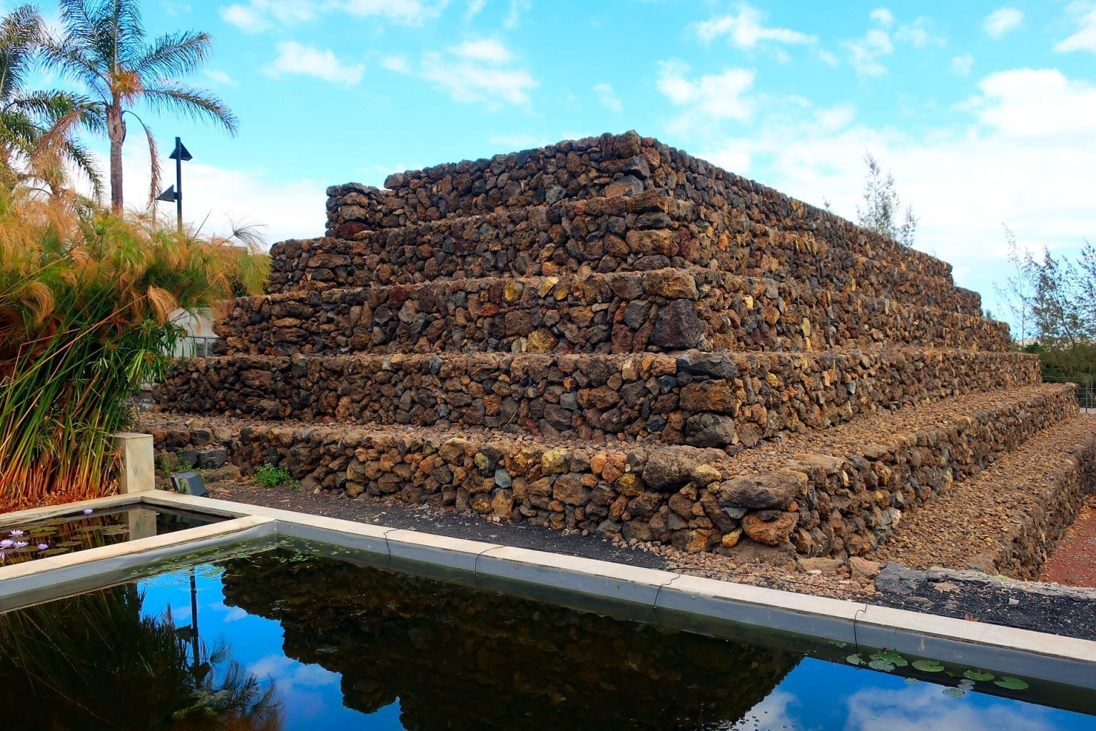Many of the older locals claim that there were many more pyramids in Tenerife that were destroyed. Credit: Pixabay