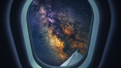 Interstellar travel may one day become a possibility. The question is when exactly? Credit: Shutterstock