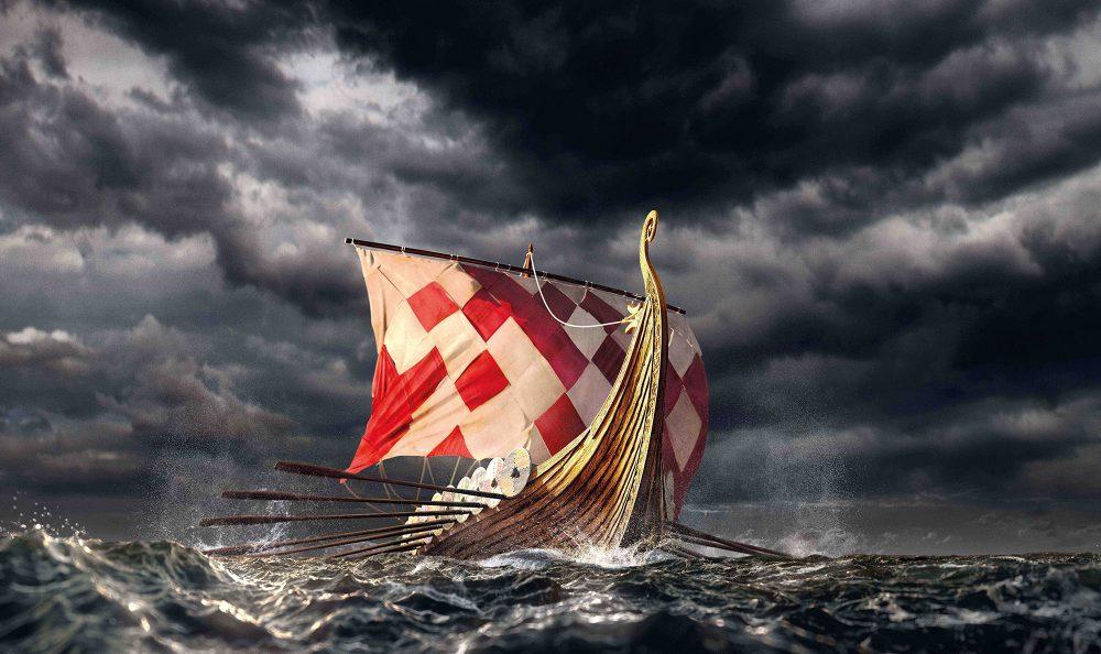 Did Vikings ever reach America? Credit: ANMM