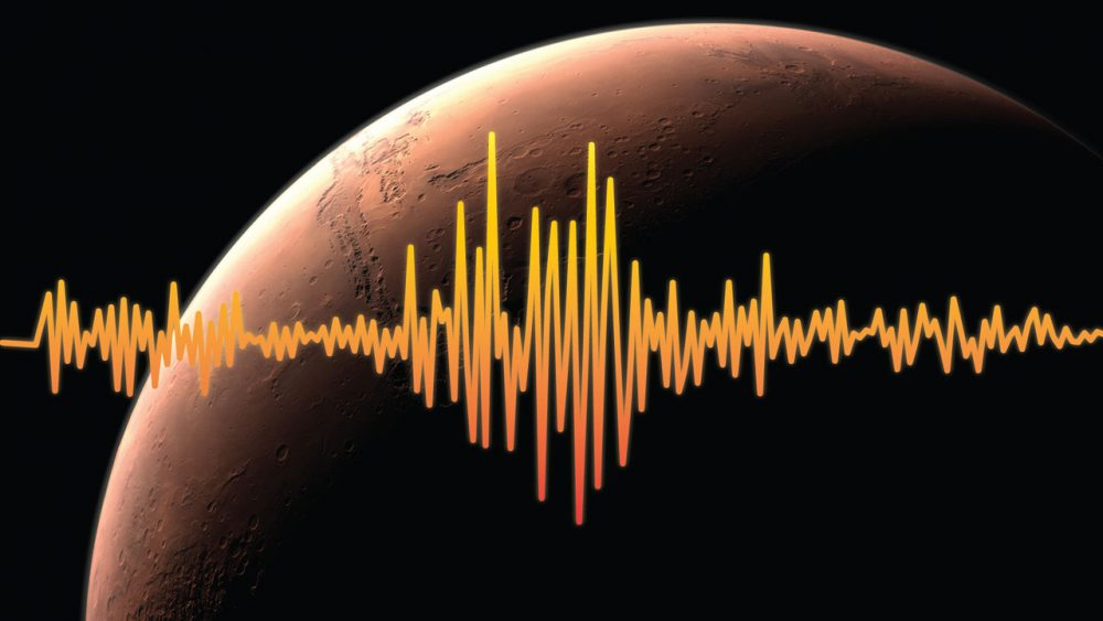 NASA's NASA's InSight has recorded two new powerful marsquakes. Credit: NASA/JPL-CaltechInSight has recorded two new powerful marsquakes. Credit: NASA/JPL-Caltech