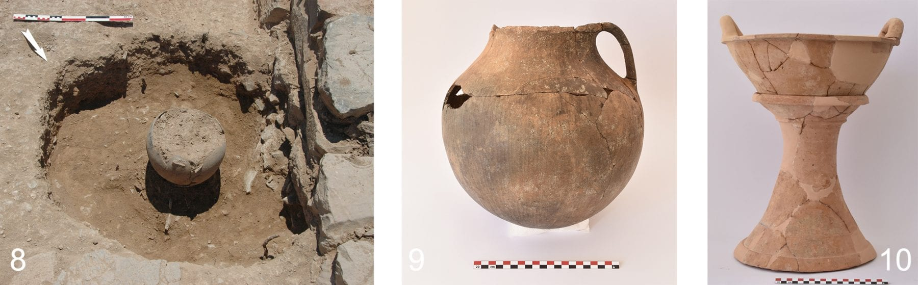 Some of the numerous discoveries at Itanos. Credit: Didier Viviers/ULB/CReA-Partimoine