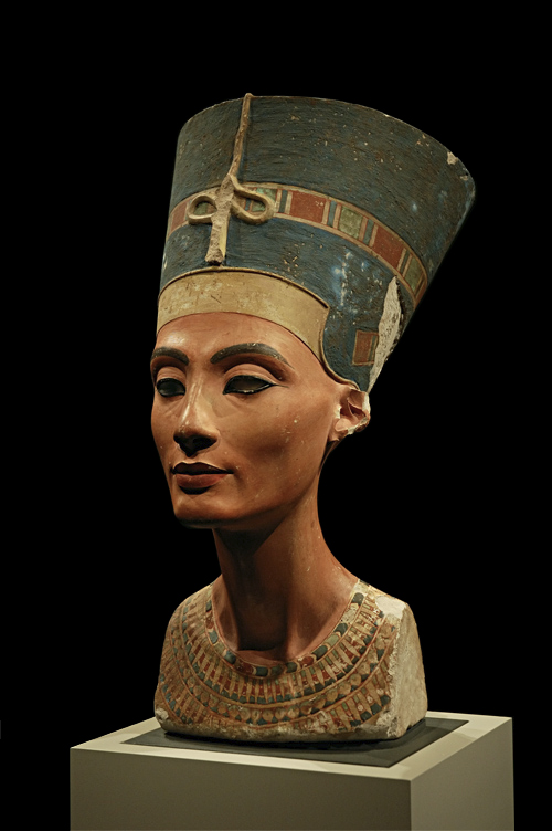 ancient art nefertiti