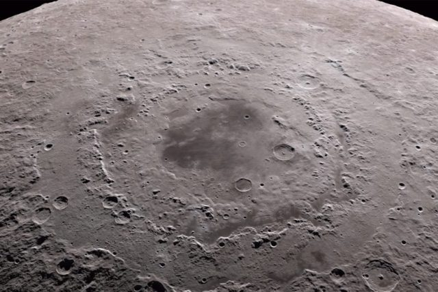 What if there are ancient alien probes hiding on the Moon. Perhaps the search for alien life should be focused on our satellite and nearby planets. Credit: NASA