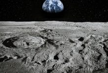 Humans can now purchase a piece of land on the moon. Picture credits: Independent