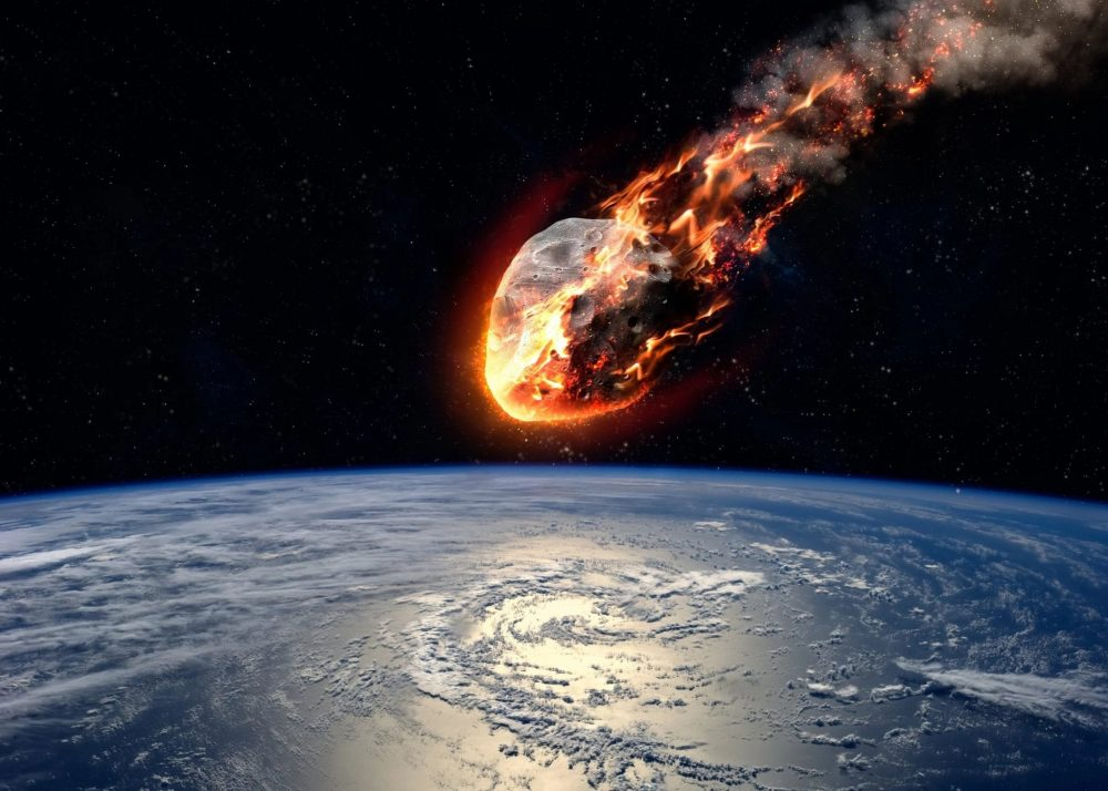 Scientists have found remnants of a massive meteor explosion that occurred over 430,000 years ago in Antarctica. Credit: Shutterstock