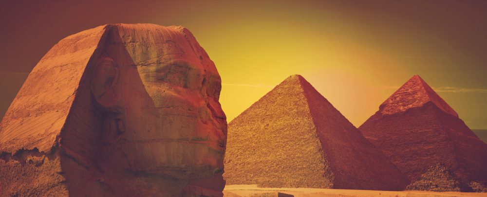 Archaeologists have revived an ancient Egyptian technology during an incredible experiment. Credit: Shutterstock