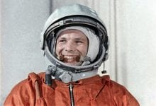 Yuri Gagarin became the first man in space 60 years ago tomorrow. Credit: Ranker
