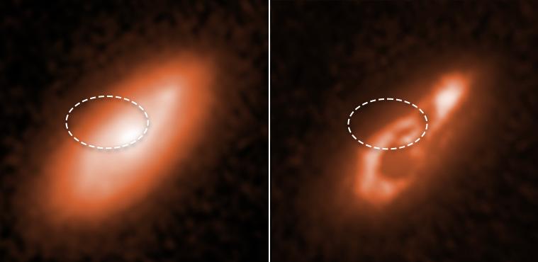 Astronomers tracked down fast radio bursts to the spiral arms of several galaxies. Credit: SCIENCE: NASA, ESA, Alexandra Mannings (UC Santa Cruz), Wen-fai Fong (Northwestern) IMAGE PROCESSING: Alyssa Pagan (STScI)