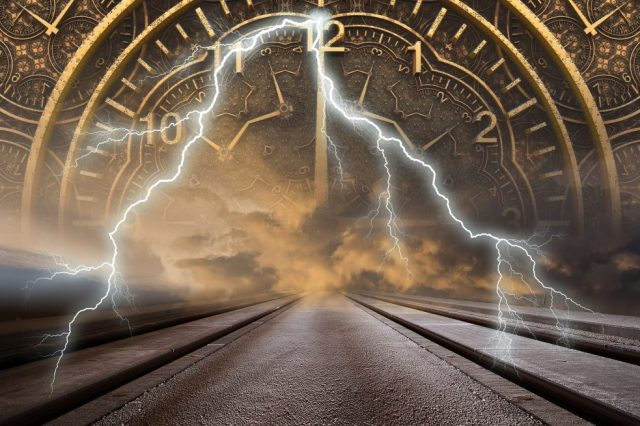 Is it possible that a time machine, known as the Chronovisor, already exists in the Vatican? Credit: Pixabay