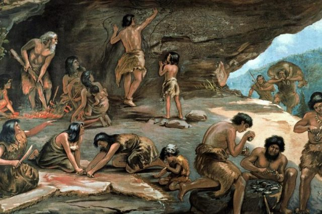 New evidence obtained with radiocarbon dating suggests that the first humans in the Americas arrived 20,000 years earlier than believed. Credit: Imgur