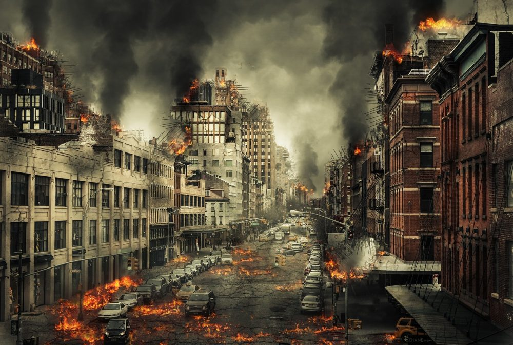 When will our civilization collapse? Credit: Pixabay