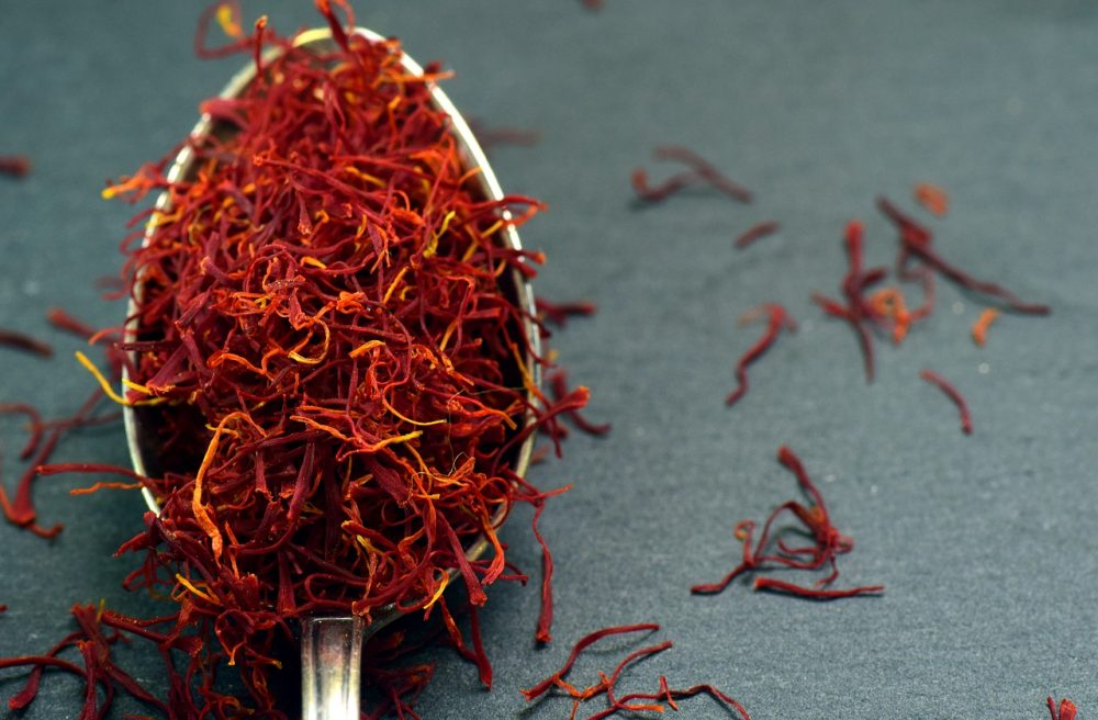 Saffron may not be the most typical plant you would think about when it comes to medicine but in ancient times, it was used for a variety of medical conditions. Credit: Pixabay