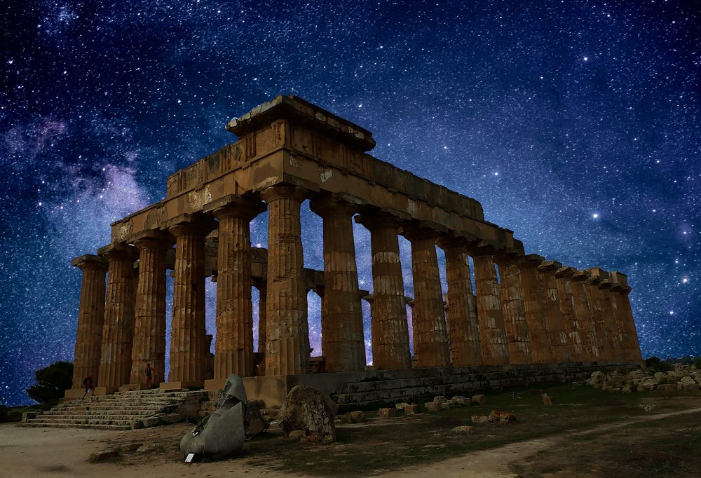Was ancient Greek architecture the most advanced? Credit: Pixabay