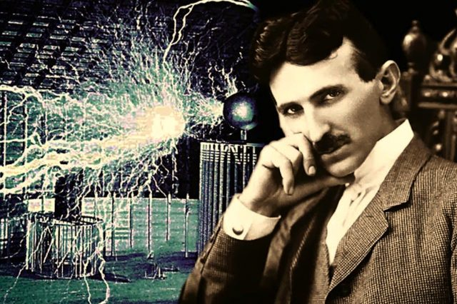 Nikola Tesla has to be the most mysterious scientist in history. Credit: Amazon