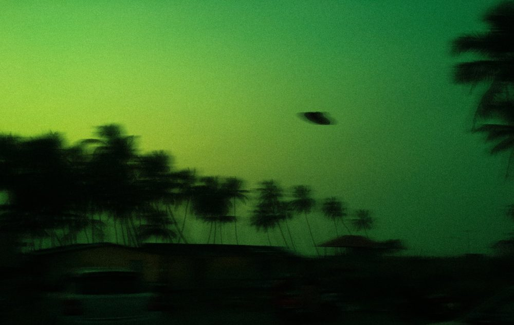 Two Canadian aircraft reported the sighting of a bright Green UFO on July 30 this year. Credit: Unsplash