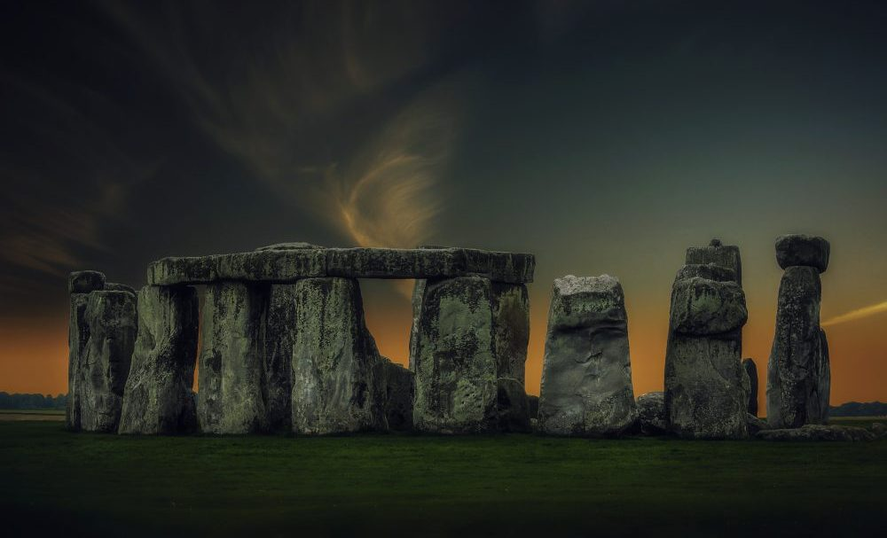 Stonehenge's stones formed during the time of the dinosaurs. Credit: Jumpstory