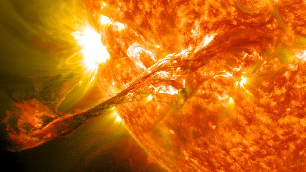 Scientists have solved a long-standing solar paradox. Credit: NASA/SDO
