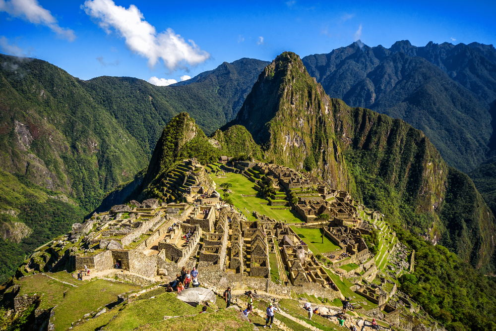 How old exactly is Machu Picchu. Credit: Shutterstock