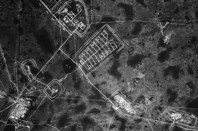 The SAM Launch Complex Zones 1 & 2 at the Kapustin Yar zone. Credit: GlobalSecurity.org
