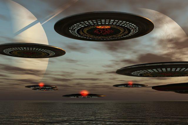 Dr. Michio Kaku believes that scientists should focus on UFOs. Credit: Pixabay